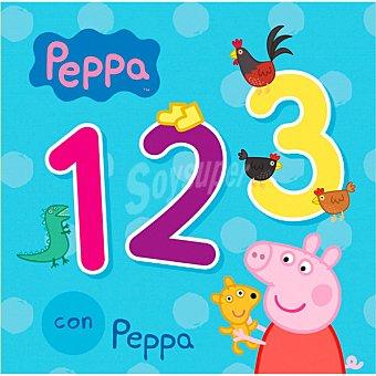 PEPPA PIG : 123 con Peppa. Primera infancia