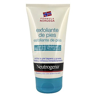 Neutrogena Crema exfoliante pies 75 ml