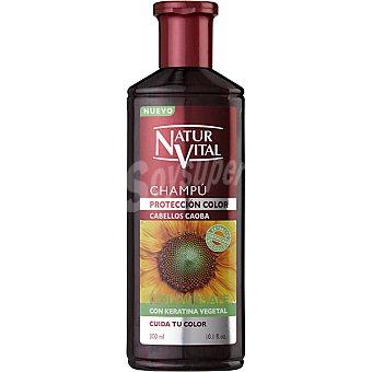 Naturaleza y Vida Champú henna reflejos cobrizos Frasco 300 ml