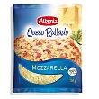 Queso rallado mozzarella 150 g Albeniz