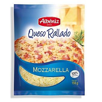 Albeniz Queso rallado mozzarella 150 g
