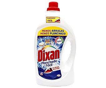 Dixan Detergente en gel planchado fácil 50 lav