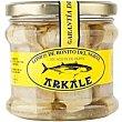 Migas de bonito en aceite de oliva Frasco 340 g Arkale