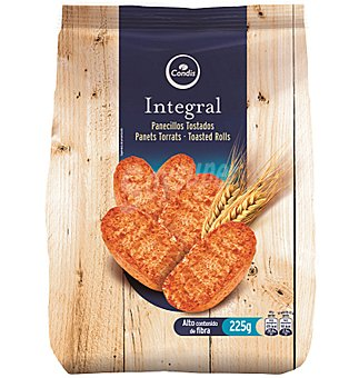 Condis Panecillos tost.integral 225 GRS
