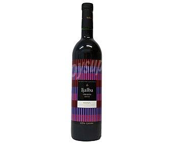 IJALBA Vino tinto crianza con denominación de origen Rioja Botella de 75 centiliitros