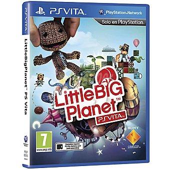 PS VITA Videojuego Little Big Planet  1 unidad
