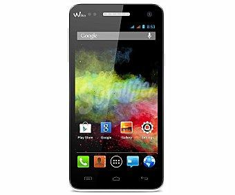WIKO RAINBOW BLANCO Smartphone libre
