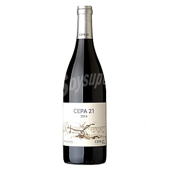 CEPA 21 Vino D.O. Ribera del Duero tinto Botella 75 cl