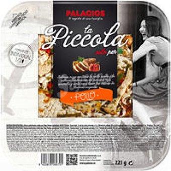 Pizza Piccola Pollo 225gr