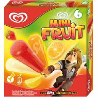 Frigo Mini Fruit Max Pack 6x35 ml