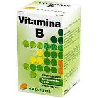 Vallesol Complemento con vitamina b complex bote 30 c