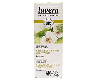 Lavera Naturkosmetik Crema matificante y equilibrante para pieles mixtas 50 ml