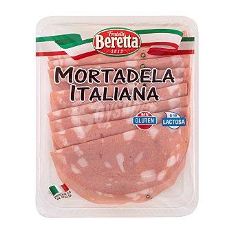 Beretta Mortadela italiana en lochas sin gluten  Paquete 150 g