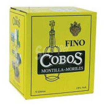 Cobos Fino Garrafa 5 litros