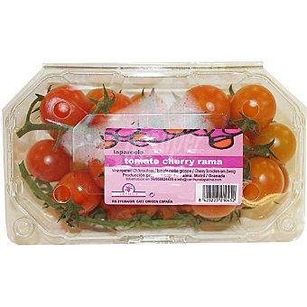 LA PARCELA Tomate cherry rama Tarrina 400 g