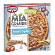 Pizza atún y cebolla La Mia Grande Dr. Oetker 415 g La Mia