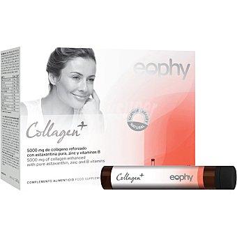 EOPHY Collagen + Colágeno reforzado 14 viales Envase 390 g
