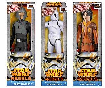 Star Wars Figuras Artículadas Star Wars Rebels, 30 Centímetros 1 Unidad