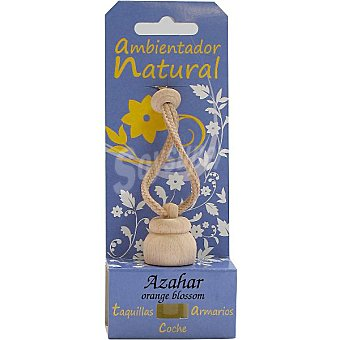 S&S Ambientador natural para pequeños espacios aroma azahar Envase 1 unidad