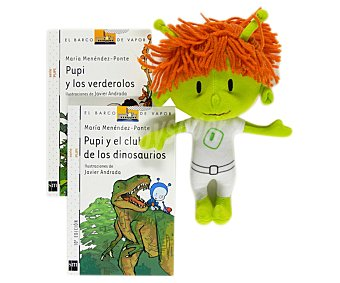 INFANTIL Pupi, Pack Aloe Mascota