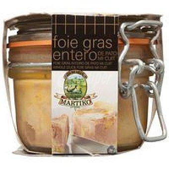 Martiko Foie gras entero de pato Tarro 130 g