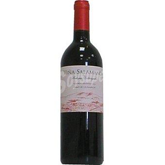 VIÑA SALAMANCA Vino tinto joven de Castilla y León Botella 75 cl