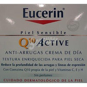Eucerin Crema Q10 Active antiarrugas Tarro 50 ml