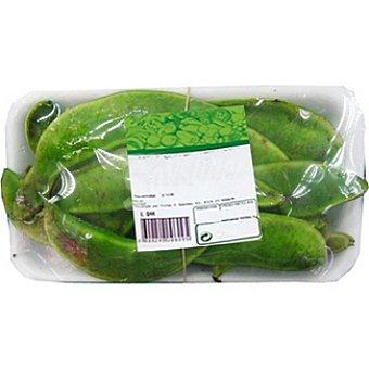 Judía verde garrofón peso aproximado Bandeja 300 g