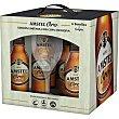 Cerveza Oro tostada Pack de 6 botellas de 33 cl Amstel