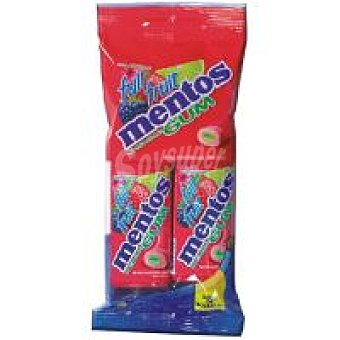 Mentos Gum de fresa 2 unid