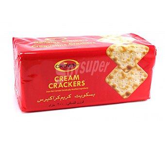 Crown cream crackers estuche 200 g