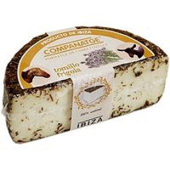 Companatge Queso de cabra-oveja Frigola 250 g