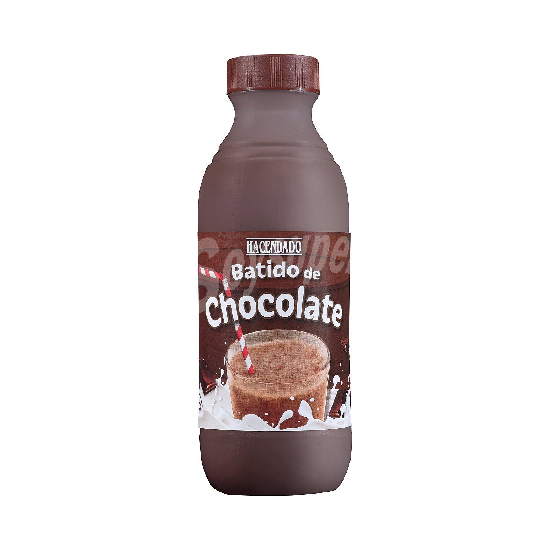Hacendado Batido de chocolate Hacendado Botella 1 l
