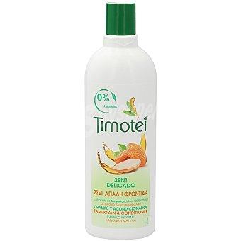 Timotei Champú de almendras Bote 400 ml
