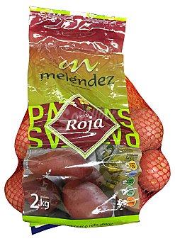 Melendez Patata roja Malla de 2 kg