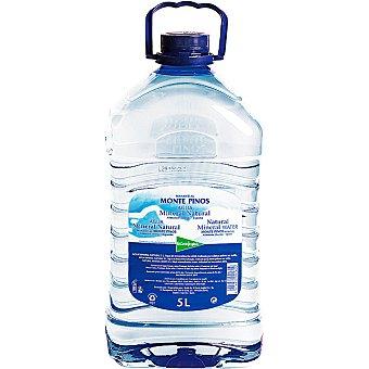 El Corte Inglés Agua mineral natural garrafa 5 l Garrafa 5 l