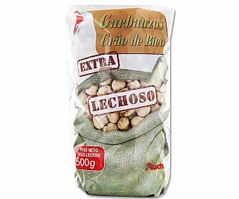 Auchan Garbanzos lechosos extra 500 gramos