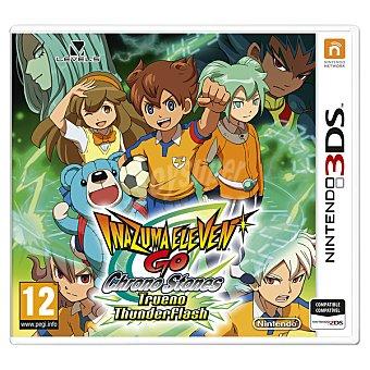 Nintendo Videojuego Inazuma Eleven Go: Chrono Stones Trueno  1 unidad