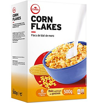 CORN FLAKES Cereales condis 500 G
