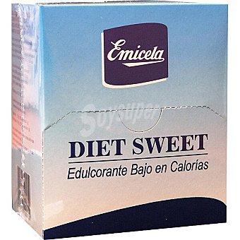Emicela Diet Sweet edulcorante bajo en calorías 150 unidades Caja 150 g