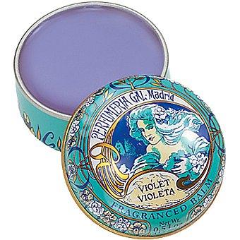 Gal Vaselina perfumada violeta Caja 15 g