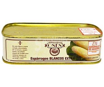 OSÉS Espárragos 6/8 Frutos Lata de 250 Gramos Peso Escurrido