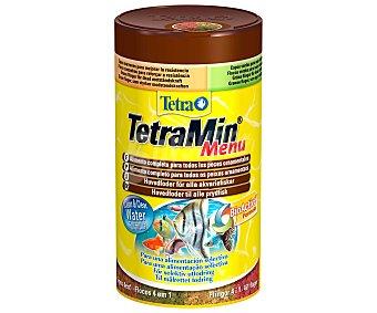 Tetra Comida para peces y tortugas Tetra Min Escamas 250 ml
