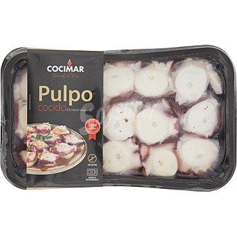 Cocimar Pulpo cocido en rodajas Bandeja 200 g