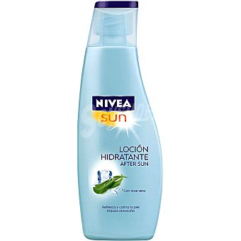 Nivea Sun After sun loción hidratante con aloe vera Frasco 250 ml