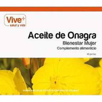 VIVE+ Onagra 500 Caja 48 c