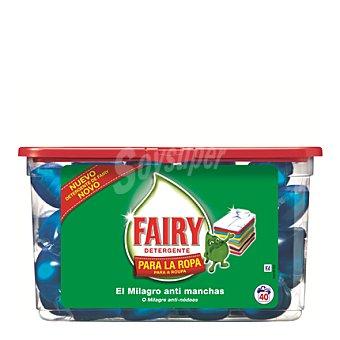 Fairy Detergente en cápsula Caja 40 dosis