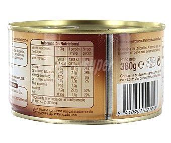 Auchan Callos con garbanzos Lata de 380 gramos
