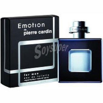PIER CARDIN Colonia Emotion para hombre Frasco 75 ml