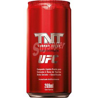 TNT Bebida energética a base de taurina Lata de 269 ml